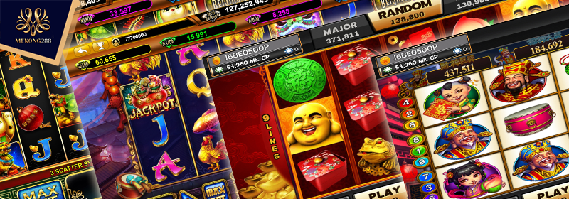The Best Online Slots Games in Cambodia2019