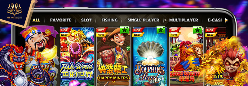 Play with over a thousand of casino games using your favoritedevice