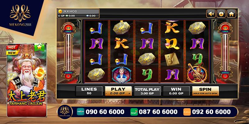 Tai Shang Lao Jun Slots Games