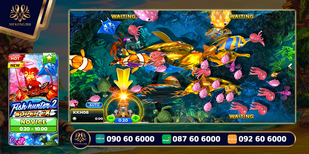 joker 123 fish game screenshot 1
